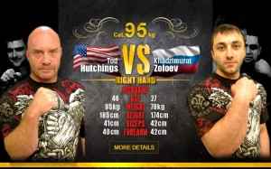 Hutchings vs Zoloev