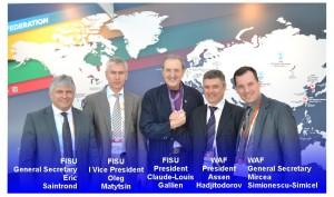 directiva FISU y directiva WAF