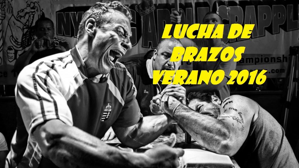Baño Discapacitados Reglamento:LUCHA DE BRAZOS VERANO 2016